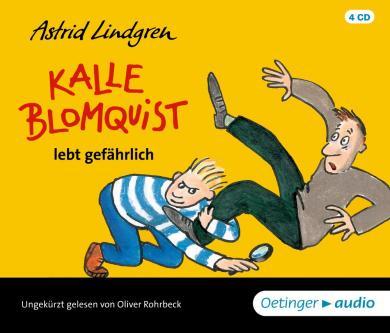 Astrid Lindgren, Bauer, Jutta: Kalle Blomquist