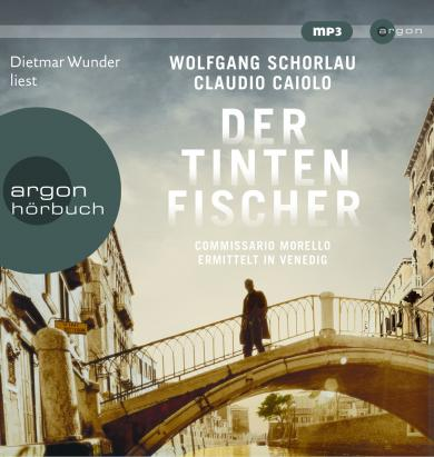 Claudio Caiolo, Wolfgang Schorlau: Der Tintenfischer