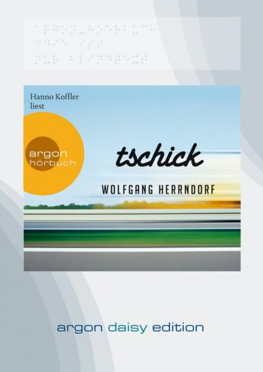 Wolfgang Herrndorf: DAISY Edition / Tschick (DAISY Edition)