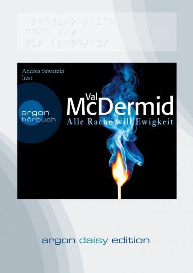 Val McDermid: Alle Rache will Ewigkeit (DAISY Edition)