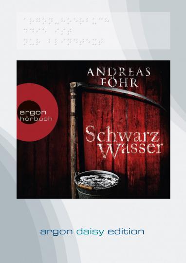 Andreas Föhr: Schwarzwasser (DAISY Edition)