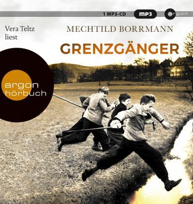 Mechtild Borrmann: Grenzgänger