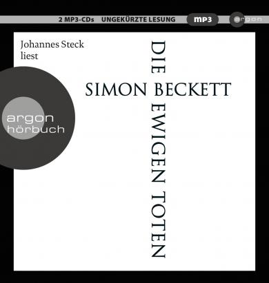 Simon Beckett: Die ewigen Toten