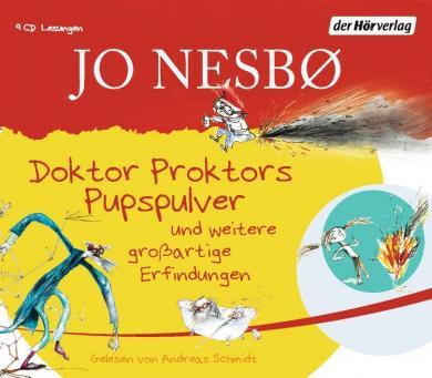 Jo Nesbø: Doktor Proktors Pupspulver und weitere großartige Erfindungen