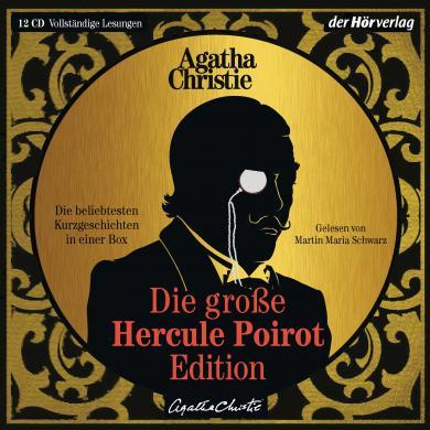 Agatha Christie: Die große Hercule-Poirot-Edition