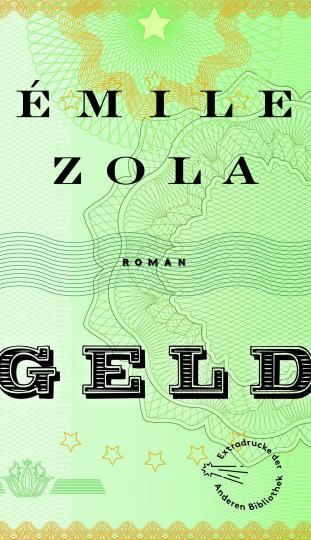 Émile Zola: Geld