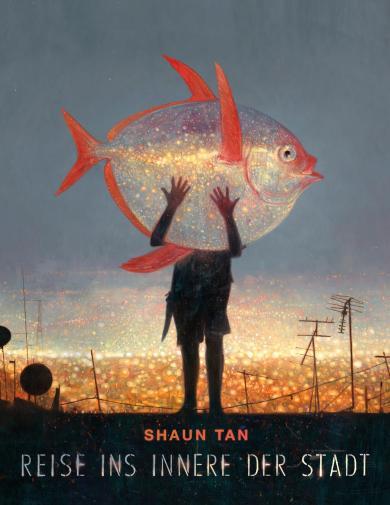 Shaun Tan: Reise ins Innere der Stadt