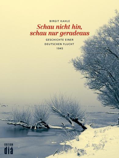 Birgit Kahle: Schau nicht hin, schau nur geradeaus