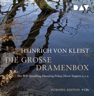 Heinrich von Kleist: Die große Dramenbox