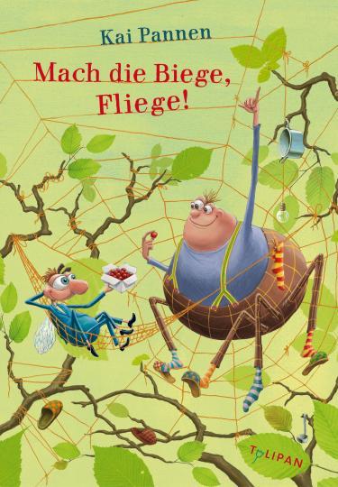 Kai Pannen: Mach die Biege, Fliege!