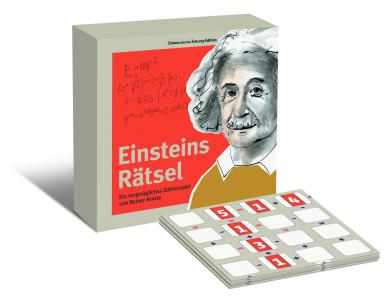 Rainer Knizia: Einsteins Rätsel