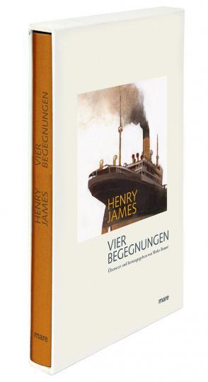 Henry James: Vier Begegnungen