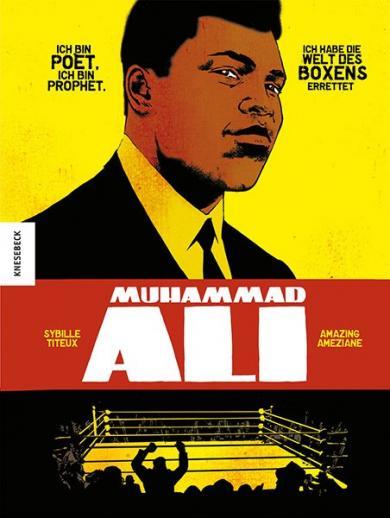 Amazing Améziane, Sybille Titeux: Muhammad Ali