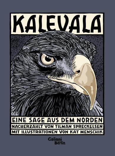 Menschik, Kat, Tilman Spreckelsen: Kalevala