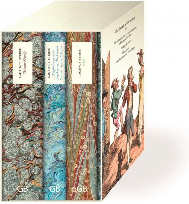 Laurence Sterne: Werkausgabe