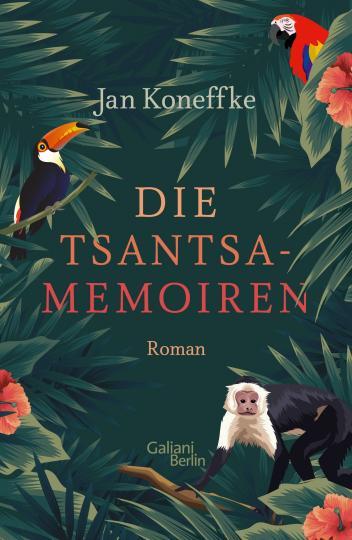 Jan Koneffke: Die Tsantsa-Memoiren