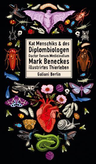 Mark Benecke, Kat Menschik: Kat Menschiks und des Diplom-Biologen Doctor Rerum Medicinalium Mark Beneckes Illustrirtes Thierleben