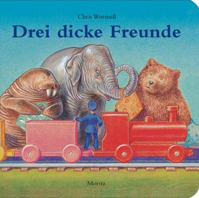 Chris Wormell: Drei dicke Freunde