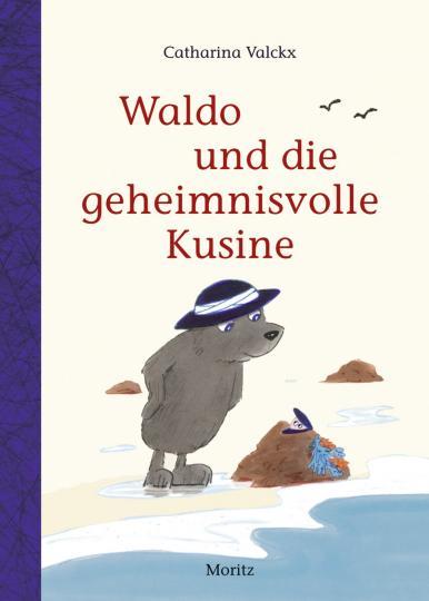 Catharina Valckx: Waldo und die geheimnisvolle Kusine