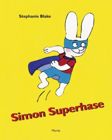 Stephanie Blake: Simon Superhase