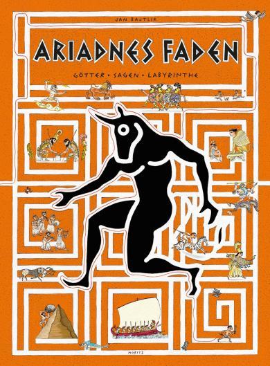 Jan Bajtlik: Ariadnes Faden