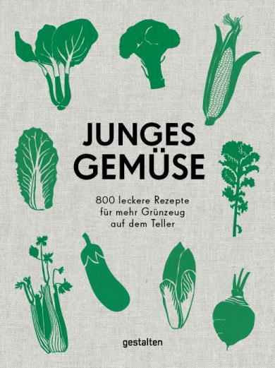 Anette Dieng, Ingela Persson: Junges Gemüse