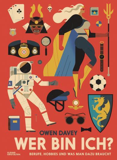 Owen Davey: Wer bin ich?