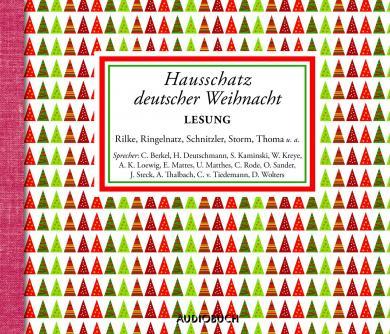 Diverse: Hausschatz deutscher Weihnacht
