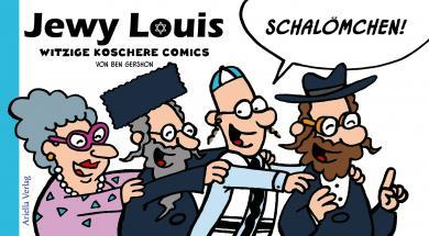 Gershon Ben: Jewy Louis - Schalömchen