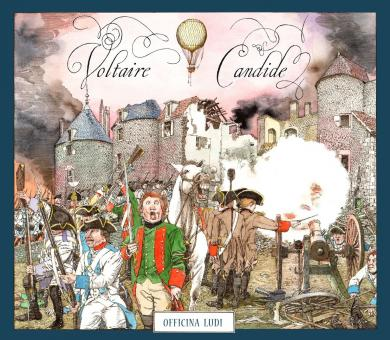 Francois-Marie Arouet Voltaire, Voltaire, Klaus Ensikat, Ensikat, Klaus: Candide oder der Optimismus