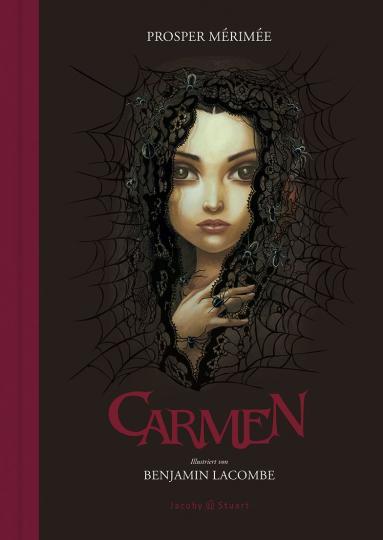 Prosper Mérimée, Benjamin Lacombe: Carmen