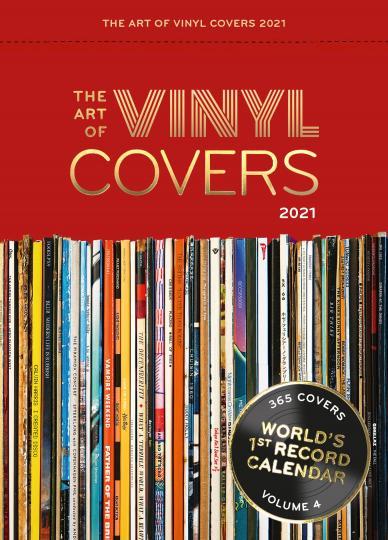 Bernd Jonkmanns: The Art of Vinyl Covers 2021