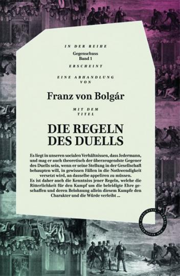 Jules Cambon, Franz von Bolgár, Thomas Böhm: Die Regeln des Duells - Der Diplomat