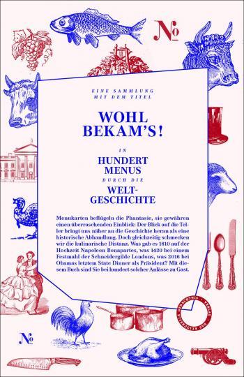 Moritz Rauchhaus, Roth, Tobias: WOHL BEKAM'S!