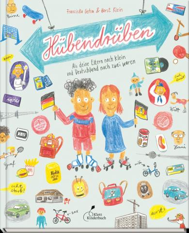 Franziska Gehm, Klein, Horst: Hübendrüben