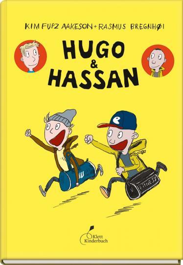 Kim Fupz Aakeson, Rasmus Bregnhoi: Hugo & Hassan