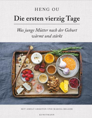Marisa Belger, Amely Greeven, Jenny Nelson, Heng Ou: Die ersten vierzig Tage