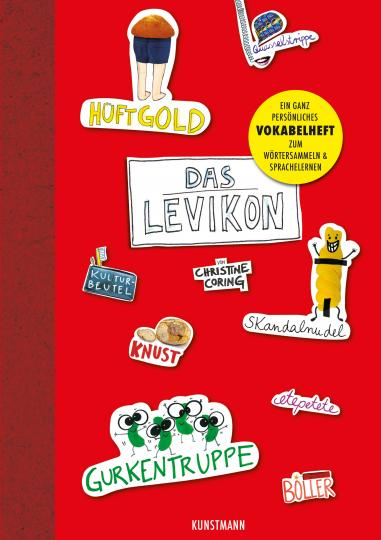 Christine Coring: Das Levikon