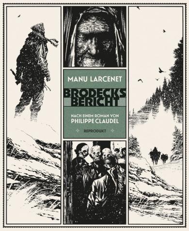 Manu Larcenet: Brodecks Bericht