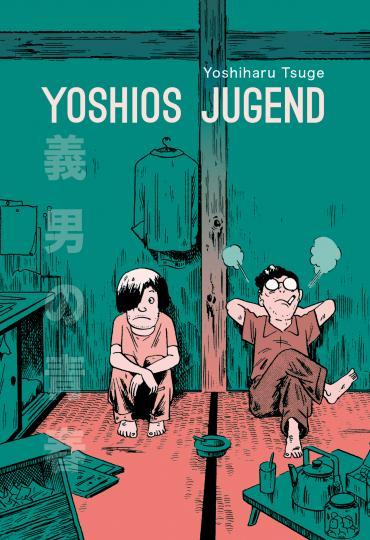 Yoshiharu Tsuge: Yoshios Jugend