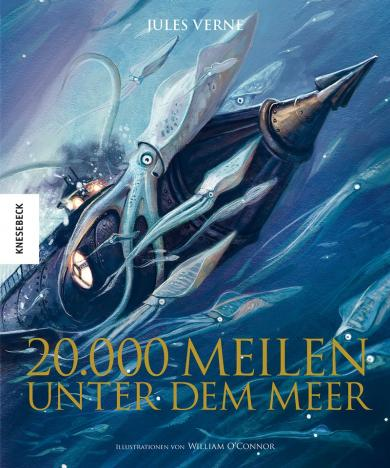 William O'Connor, Jules Verne: 20.000 Meilen unter dem Meer
