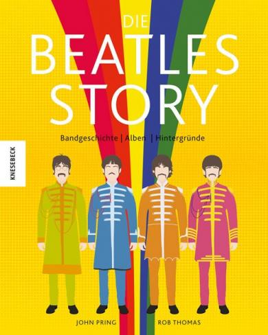 John Pring, Rob Thomas: Die Beatles-Story