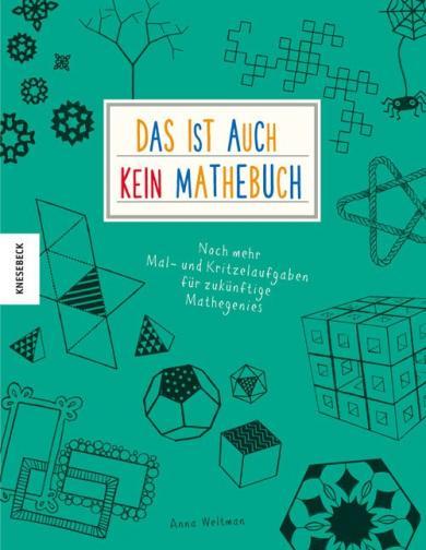 Anna Weltman: Das ist (auch) kein Mathebuch
