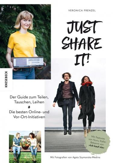 Veronica Frenzel, Gudrun Kaller: Just share it!