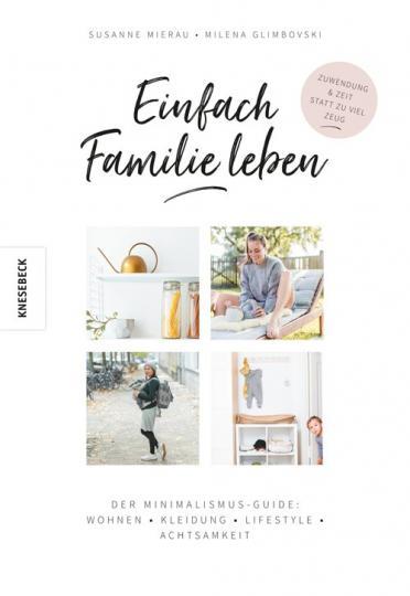 Milena Glimbovski, Susanne Mierau: Einfach Familie leben