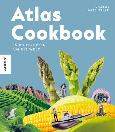 Charlie Carrington: Atlas Cookbook