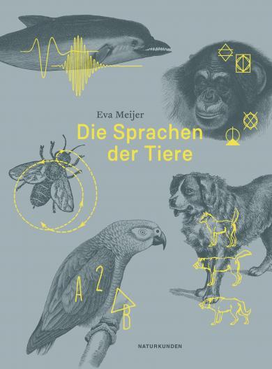 Eva Meijer, Altmann, Pauline: Die Sprachen der Tiere