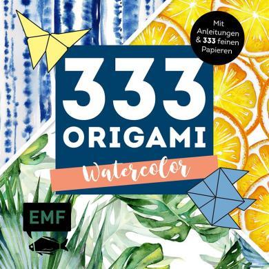 333 Origami – Watercolor