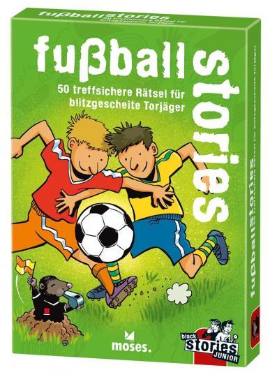 black stories junior - fußball stories